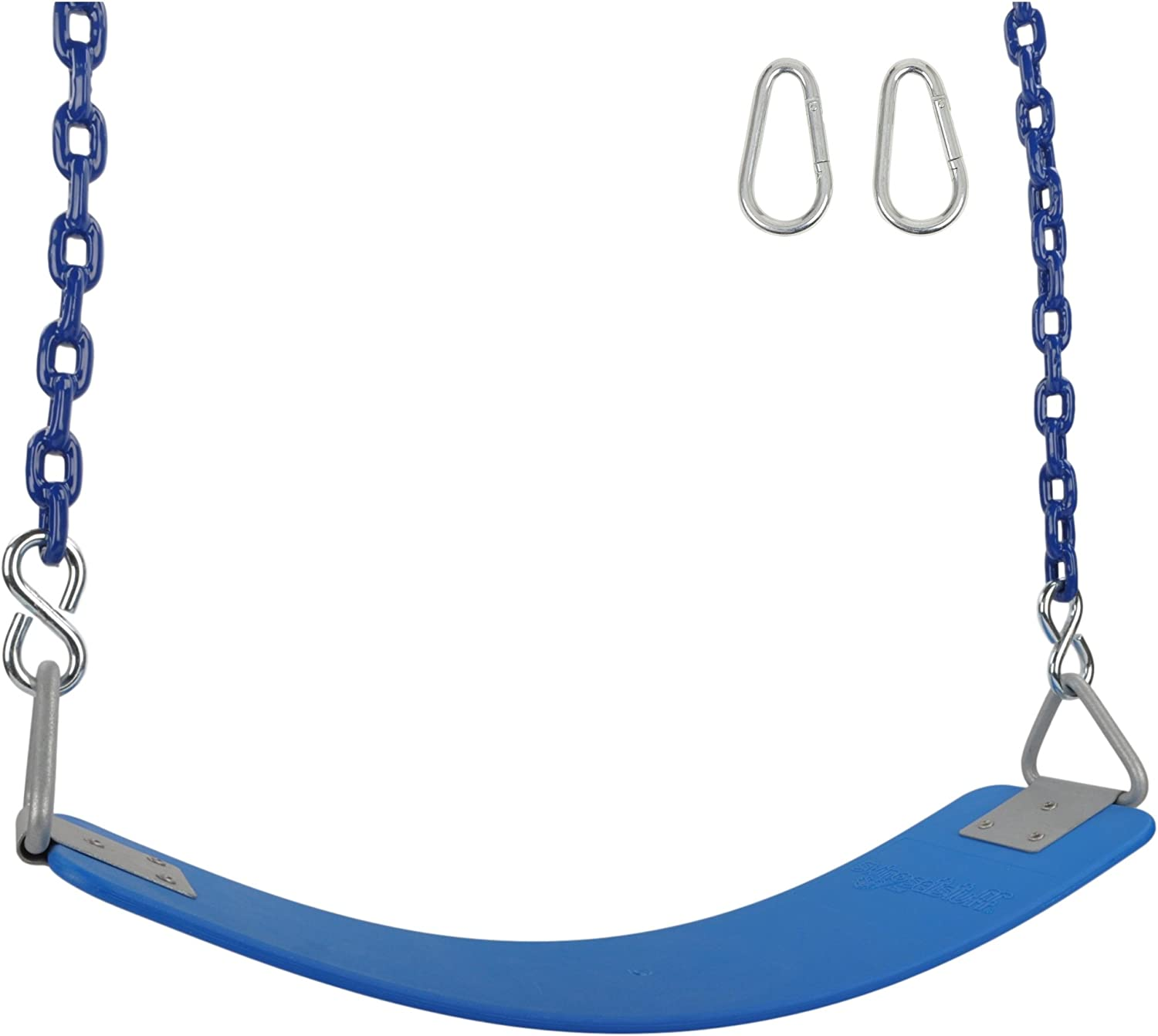 Swing Limited price Set Stuff Inc. Commercial Polymer Seat 5Coated Belt Excellent C with