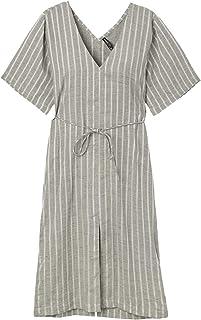 فستان برقبة على شكل حرف V للنساء من RVCA