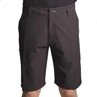 Burnside Men's Big and Tall World Core Stretch Hybrid Quick Drying Modern Fit Short