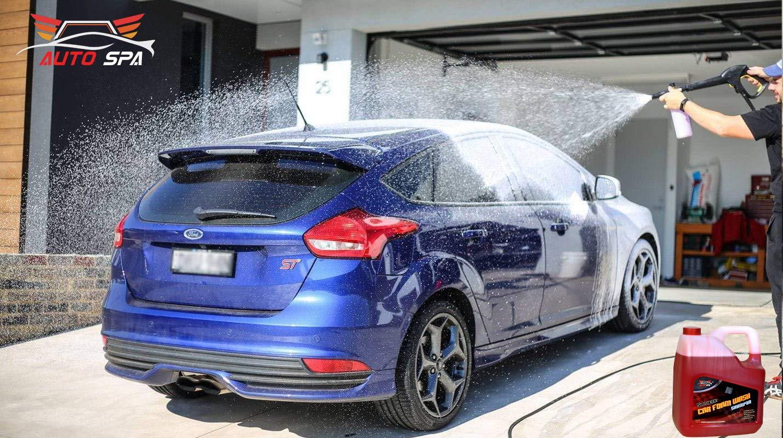AUTO SPA Synthetic Foam Wash Car Shampoo