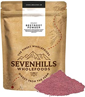 Sevenhills Wholefoods Polvo De Remolacha 500g