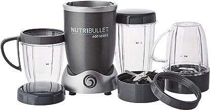 NutriBullet NBR-1240M - Aparato para preparar Smoothies,