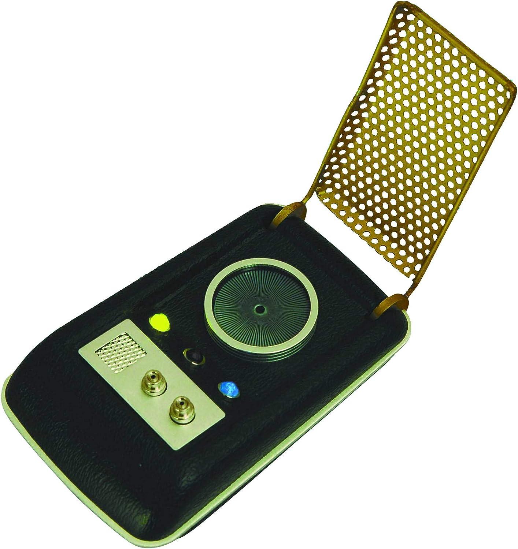 Diamond Select Toys Star Trek  The Original Series  Communicator Electronic Role Play