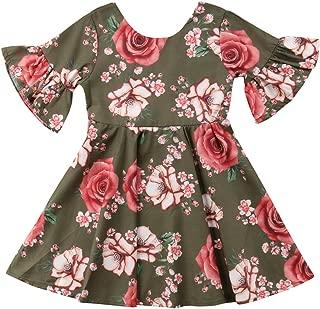 Best toddler girl floral dress Reviews