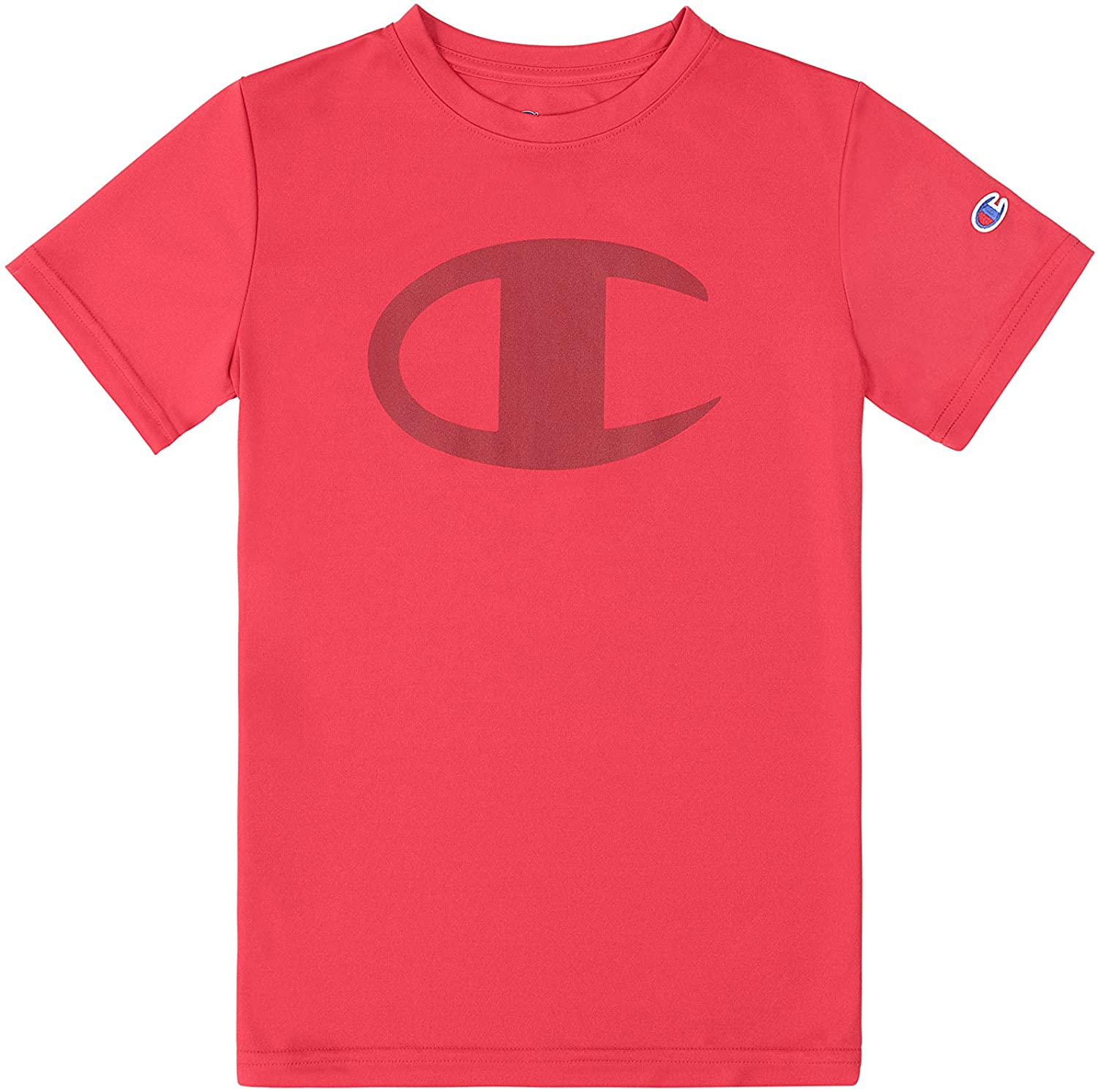 Champion Under blast sales Kids Clothes T-Shirt Directly managed store Boys Athletic Tech Performance Sho