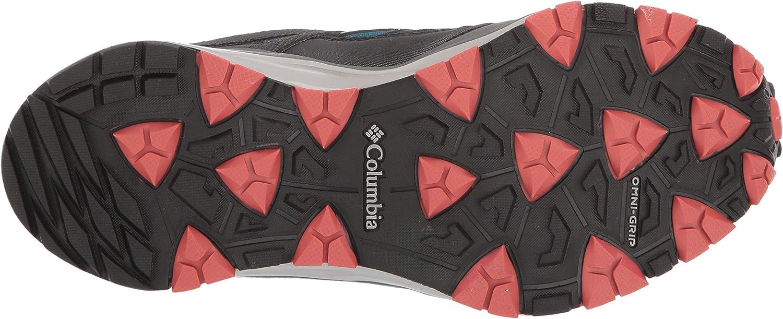 Columbia Wayfinder Outdry Chaussures de Randonn/ée Imperm/éables Femme