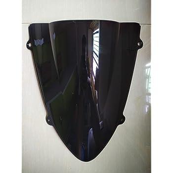 Hotbodies Racing 60801-1601 Dark Smoke Dual Radius GP Windscreen