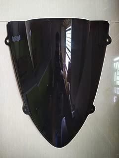 New Black Windscreen Windshield For Kawasaki Ninja EX250R 250R 2008 2009 2010 2011 2012 repair part replacement