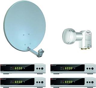 Suchergebnis Auf Für Satelliten Komplettanlagen Satelliten Komplettanlagen Fernseher Heimkino Elektronik Foto