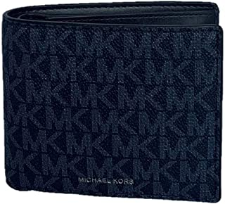 Michael Kors Cooper Billfold with Passcase - Admiral/Pl Blue