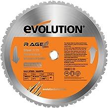 Evolution Power Tools RAGE355Blade Multi-Purpose Cutting Blade for RAGE2, 14-Inch