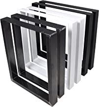 Amazon Fr Pied De Table Metal