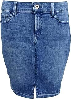 Women's Released-Hem Pencil Skirt