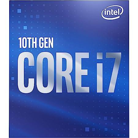 INTEL CPU BX8070110700 i7-10700 LGA 1200 、 16MB 、 2.90 GHz 【 BOX 】 日本正規流通品