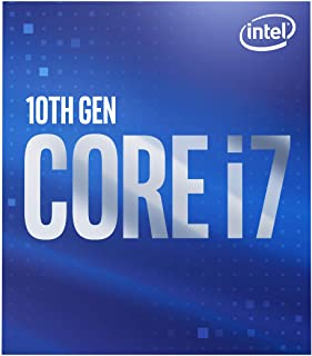 INTEL CPU BX8070110700 i7-10700 LGA 1200 、 16MB 、 2.90 GHz 【 BOX 】 日本正規流通品