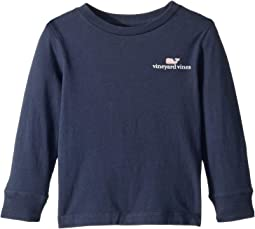 Long Sleeve Logo Graphic T-Shirt (Toddler/Little Kids/Big Kids)