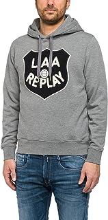 REPLAY M3437 .000.21842 - Capucha Hombre