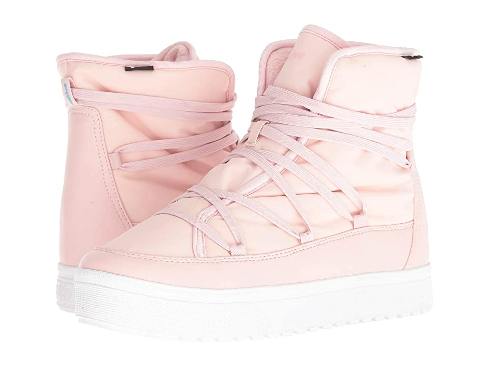 Native Shoes Chamonix (Cold Pink/Shell White) Lace up casual Shoes