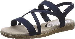 : Tamaris Scratch Sandales Chaussures femme