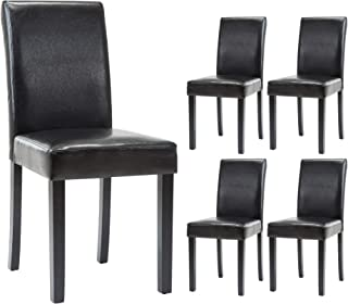 Dining Chairs Dining/Living Room Kitchen Chairs PU...