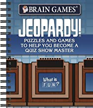 Download Brain Games - Jeopardy!: Puzzles and Games to Help You Become a Quiz Show Master PDF