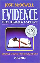 Evidence that Demands a Verdict, eBook: Historical Evidences for the Christian Faith