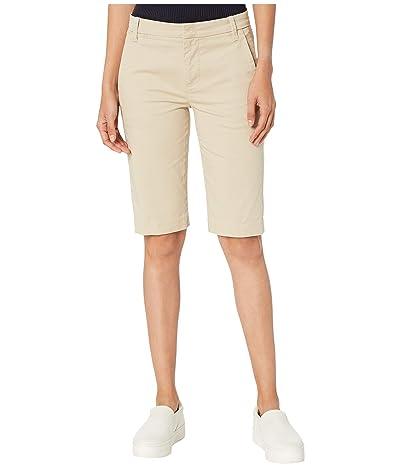 Vince Coin Pocket Bermuda Shorts (Latte) Women