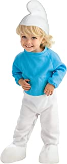 The Smurfs Movie Romper Costume, Smurf, Toddler Size