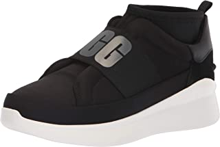 UGG 1095097 W Neutral Sneaker Black サイズUS6