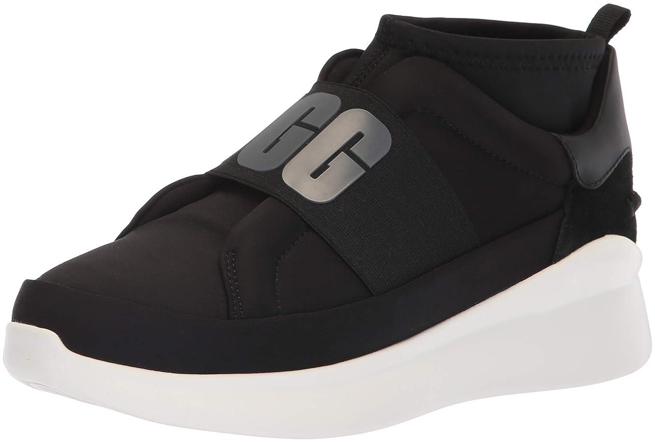 ポジション罪悪感相反するUGG 1095097 W Neutral Sneaker Black サイズUS6