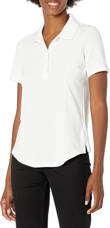 Riders by Lee Indigo Women's Short Sleeve Polo Shirt