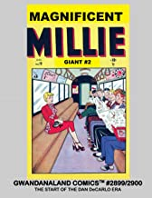 Magnificent Millie: Giant #2: Gwandanaland Comics #2899/2900 --- America's Favorite Model In Another Massive Collection! D...