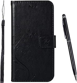 TOUCASA Funda Samsung Galaxy A91 / S10 Lite,Cuero Slim Case de Estilo Billetera TPU Silicona Case Interna Suave Colorida C...