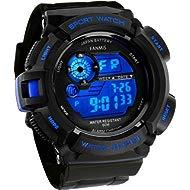 Mens Military Multifunction Digital LED Watch Electronic Waterproof Alarm Quartz Sports Watch