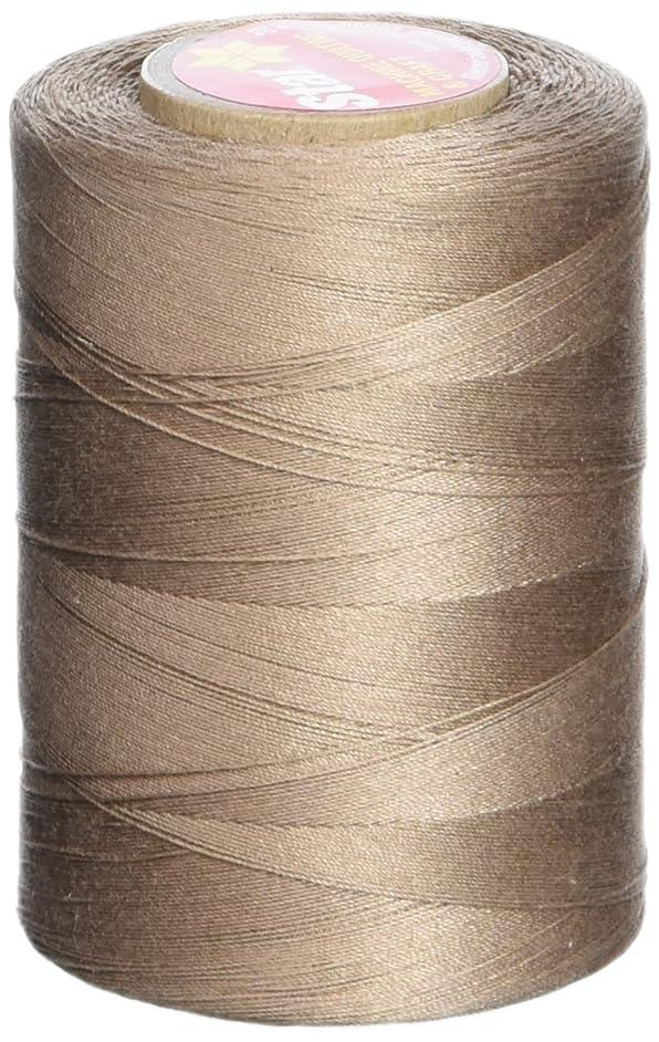 Star Thread V37-187 3-Ply 30wt T-35 Cotton Quilting & Craft Thread, 1200 yd, Beaver