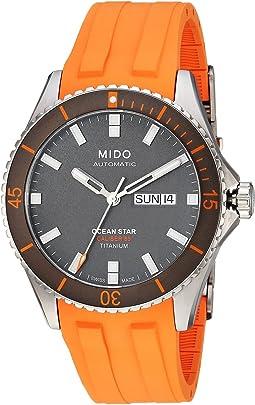 Mido Ocean Star Caliber 80 Titanium - M0264304706100