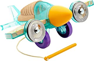 Fisher-Price Wooden Toys, Rhythm & Roll Percussion Plane
