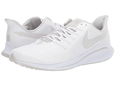 Nike Air Zoom Vomero 14 (White/Vast Grey) Men