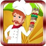 バーベキューメーカー - バーベキューチキングリルゲーム - 女の子のための料理ゲーム。