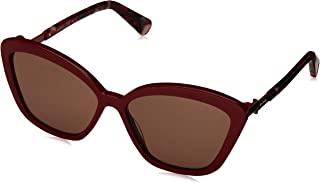 Max&Co Women's MAX&CO.339/S 70 C9A 57 Sunglasses, RED/Brown