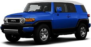 2008 Toyota FJ Cruiser, 4-Wheel Drive 4-Door Automatic Transmission (SE), White/Voodoo Blue
