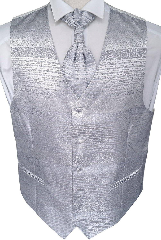 BEYTNUR Hochzeitsweste mit Plastron, Einstecktuch und und und Krawatte 4-TLG. Modell Nr.29.1 B072HCZ3VF  Bestseller 63ace8