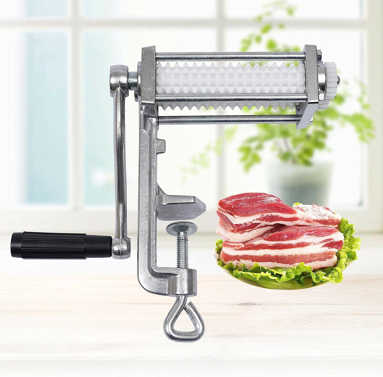 OUKANING Commercial Meat Tenderizer,Heavy Award-winning store Duty Steak Topics on TV Flatten K