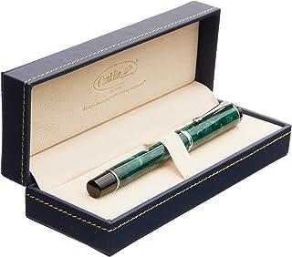 Conklin Duragraph Fountain Pen Red Nights CK71380: CK7187 Extra Fine Nib Fountain Pen