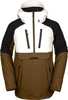 Volcom Men's Brighton Pullover 2 Layer Snow Jacket