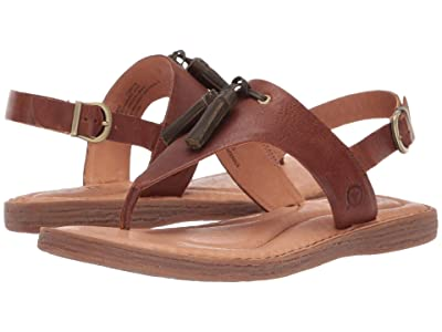 Born St. Joe (Tan Full Grain Leather) Women