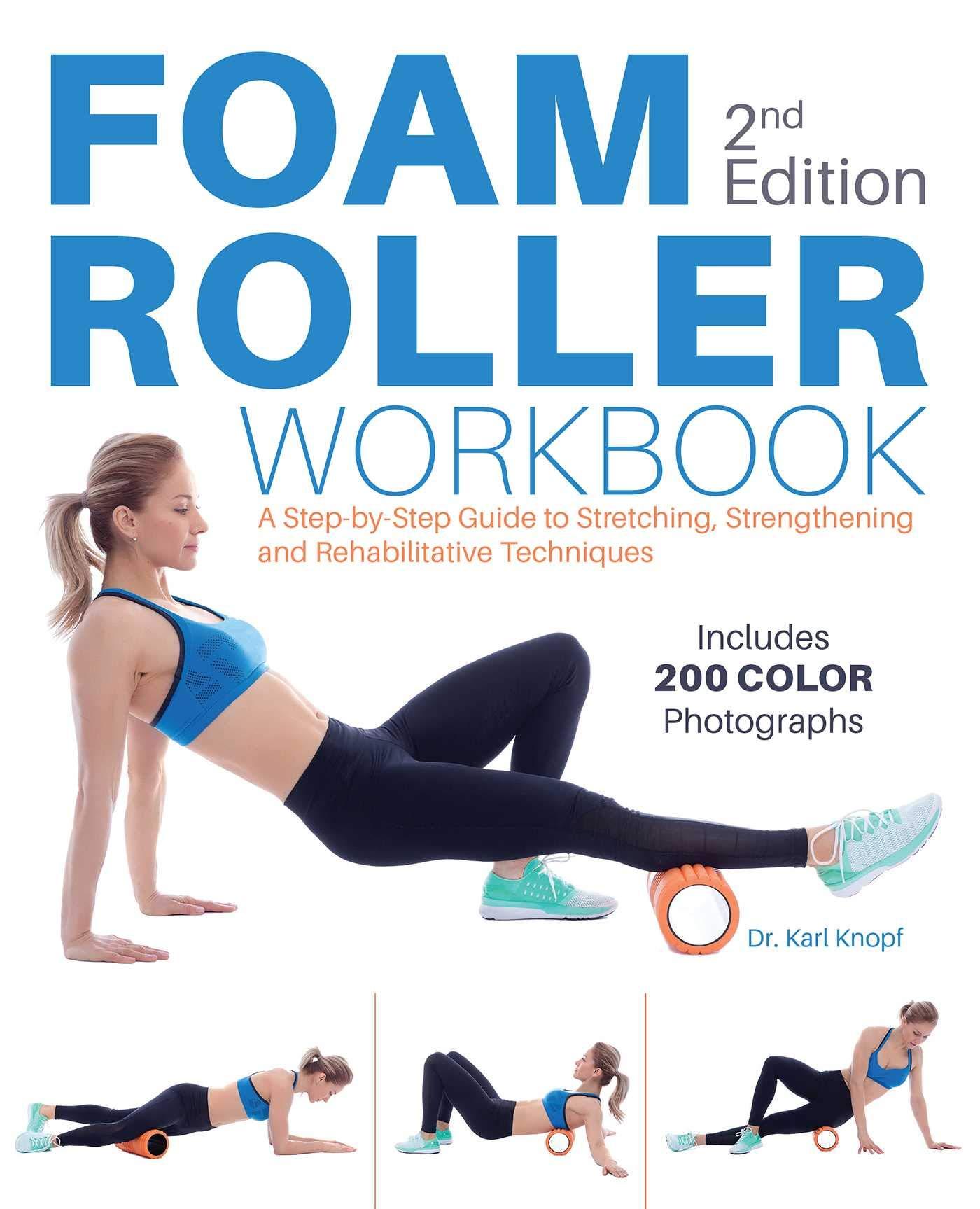 Foam Roller Workbook Step Step