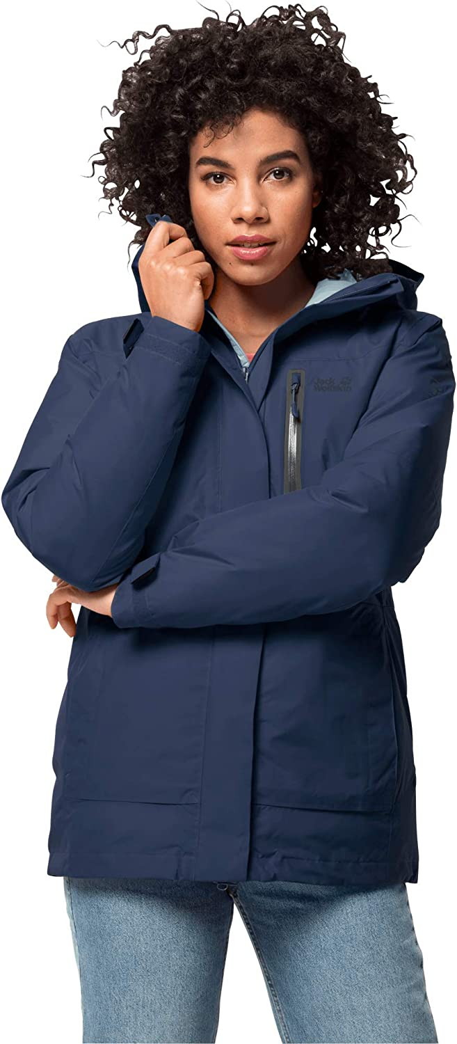 Jack Special price for a limited time Wolfskin In a popularity Women's North Tech W Parka