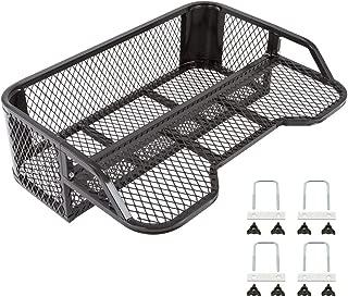 Black Widow ATVDB-4315 Steel Mesh ATV Rear Rack Drop Basket