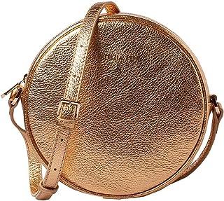 PATRIZIA PEPE Damenhandtasche Mod. 2VA198-A4U8N- Gold